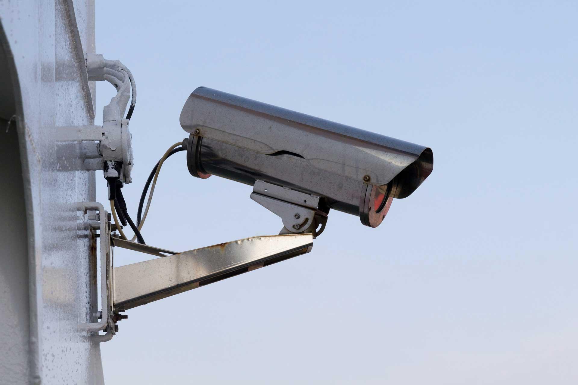 configuration de caméra de vidéo-surveillance, gestion de réseau